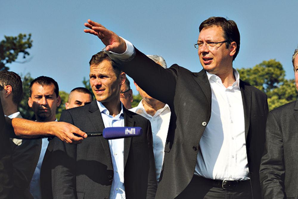 STRUČNA JAVNOST IZ BIVŠE SFRJ SAGLASNA: Vučić i Srbija lideri regiona!