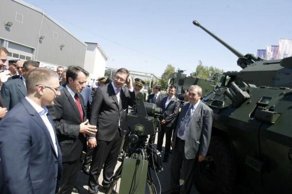 LIJAKOVIĆ: Srbija proizvodnjom Nore i Lazara 2 postaje svetski igrač