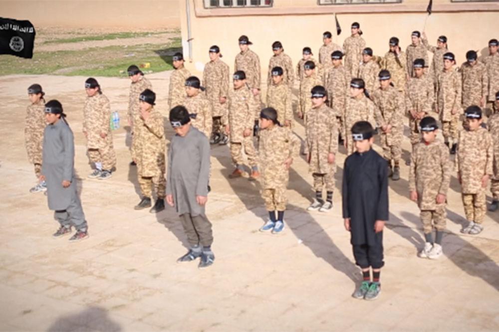 STRAVIČNA SUDBINA 182 OTETE DECE U IRAKU: Islamisti mališane pretvaraju u bombaše samoubice!