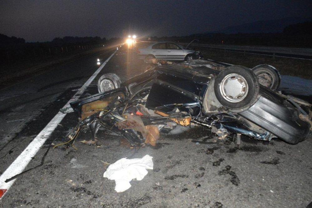 (FOTO) SRBIN NAPRAVIO KARAMBOL U HRVATSKOJ: Među 12 povređenih i tri devojčice