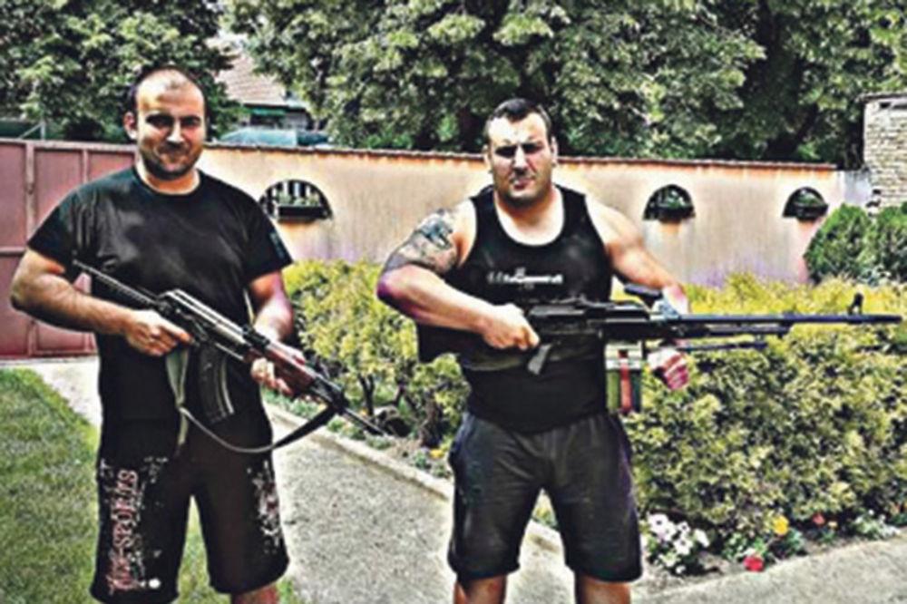 BAHATI SINOVI POLICAJACA POZIRALI S MITRALJEZOM: Suspendovan oficir PU Pančevo!