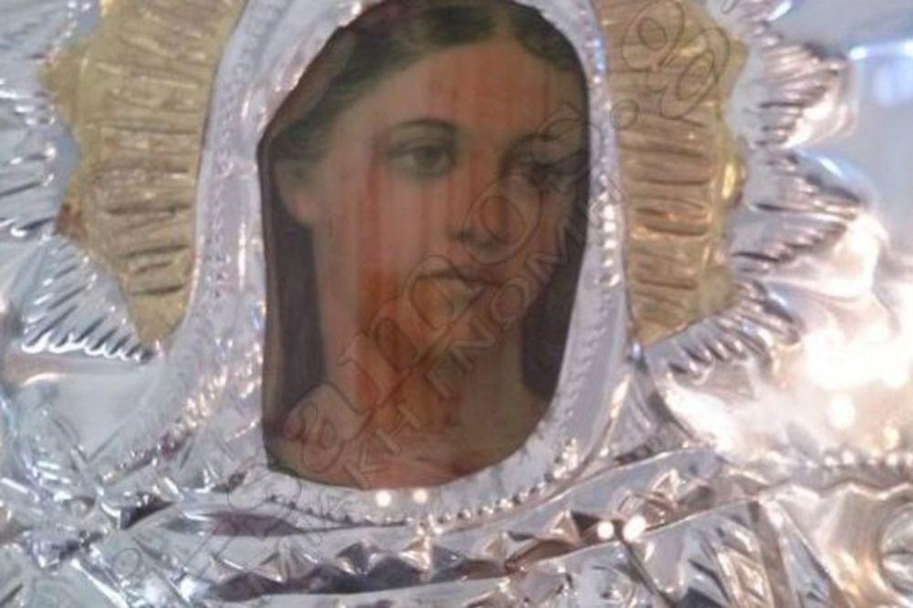 ČUDO NA OSTRVU SAMOSU: Zašto plače krv ikona svete velikomučenice Irine?