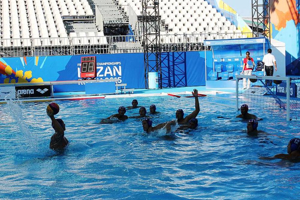 DELFINI POTOPILI OZIJE: Srbija je u četvrtfinalu Svetskog prvenstva!