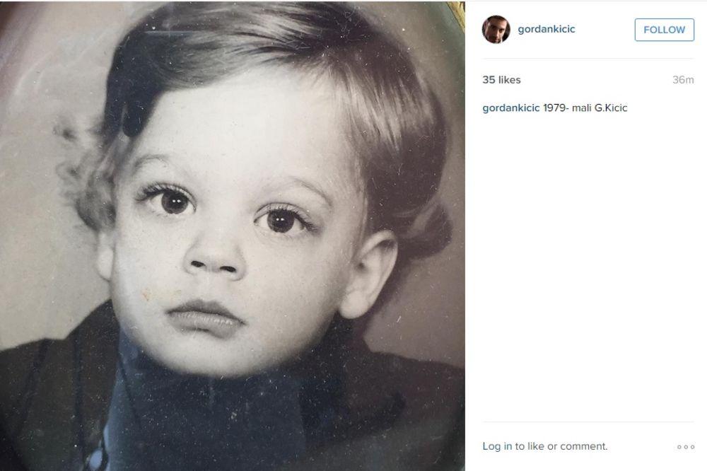 NIKADA NEĆETE POGODITI: Ko je bio ovaj prestlatki dečak?