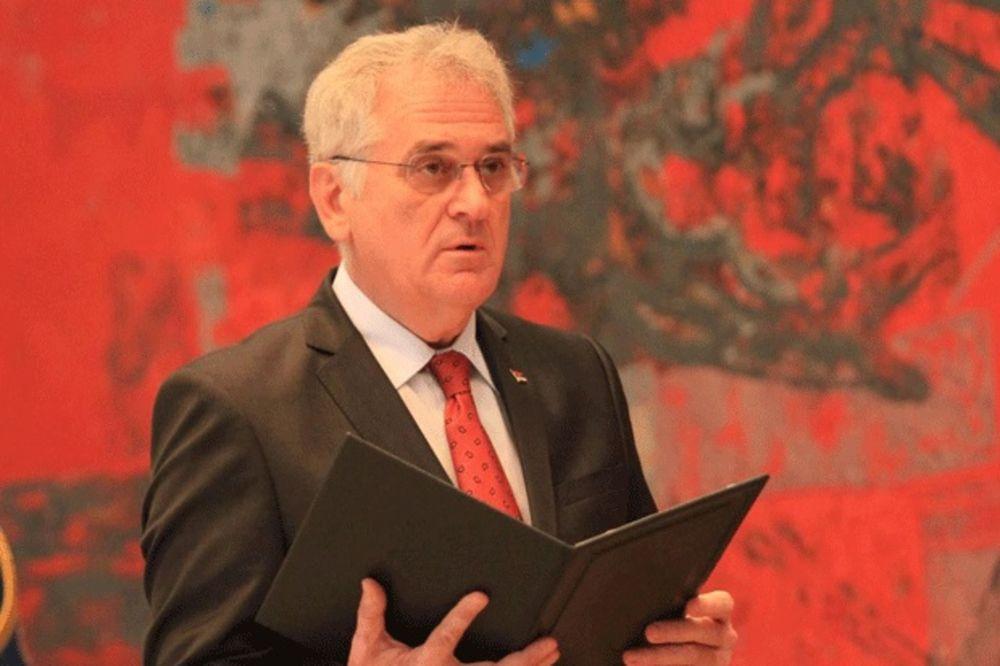 Predsednik Nikolić čestitao Dragosavljeviću osvajanje zlata