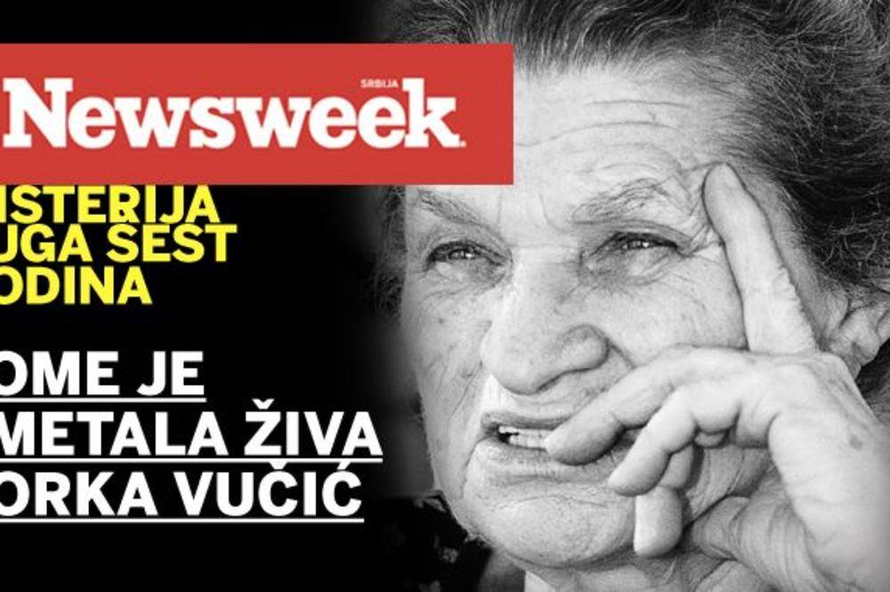 ČITAJTE U NJUZVIKU Posle šest godina misterije otkrivamo: Kome je smetala živa Borka Vučić
