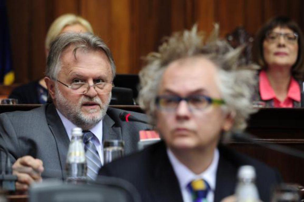 Vujović: Julski suficit u budžetu oko milijardu dinara