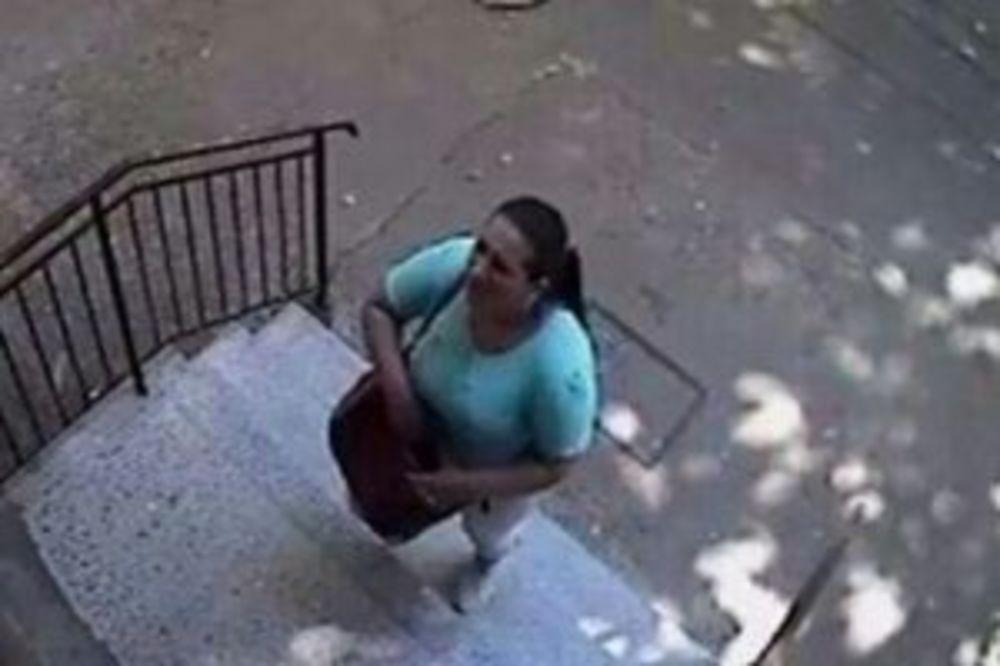 JAVITE AKO JE PREPOZNAJETE: Lažna studentkinja pljačka stanove po Nišu!