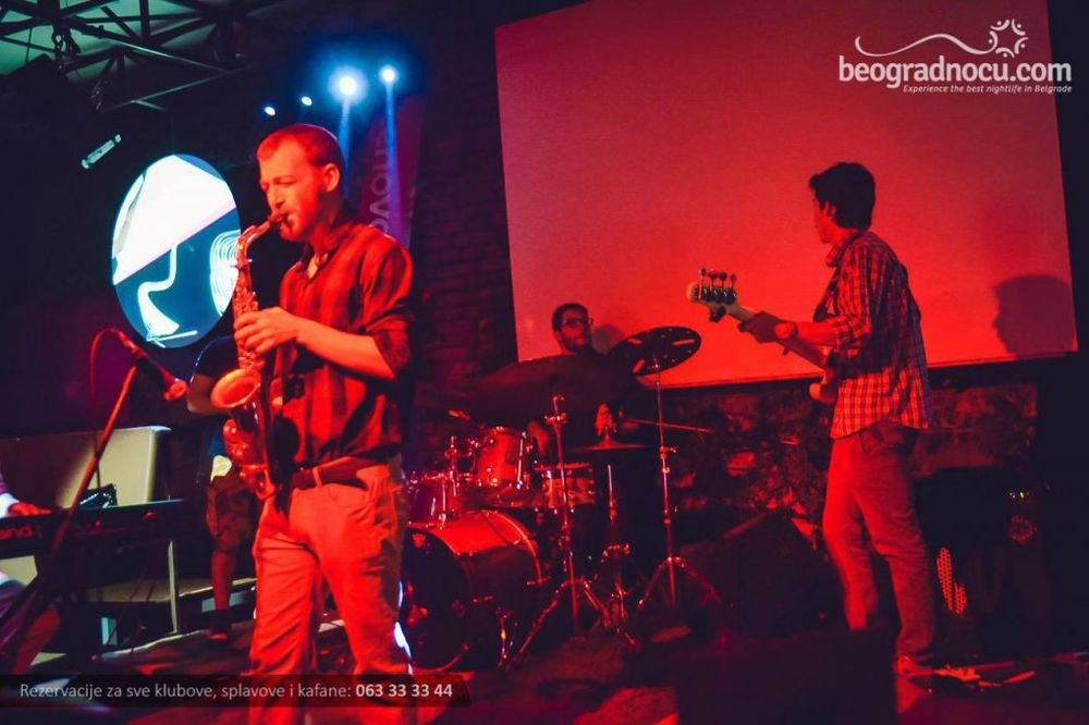 (FOTO) DŽEZ ŽIVI: Vrhunska zabava na Kalemegdanu