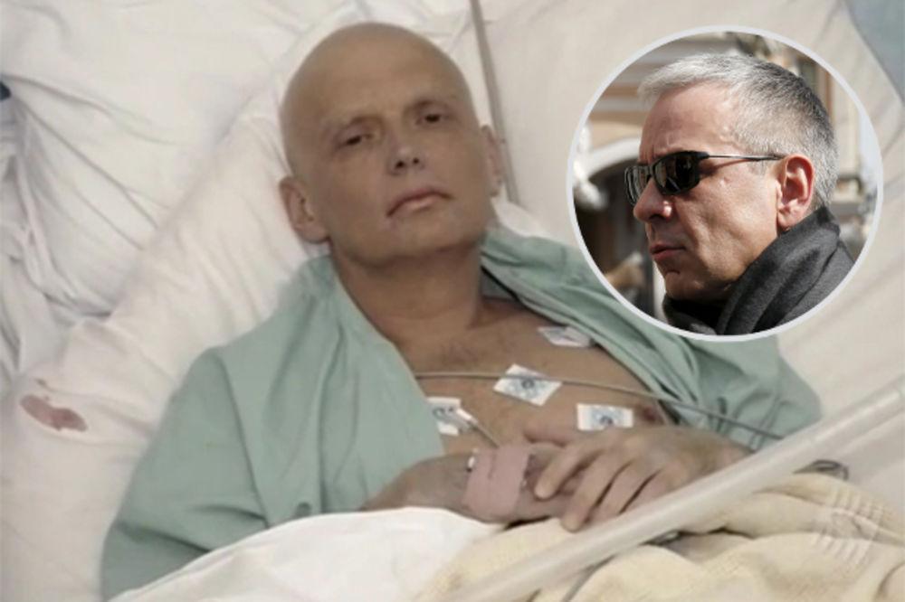 LONDON BESAN: Rus kog krive za Litvinjenkovo ubistvo odbio da svedoči