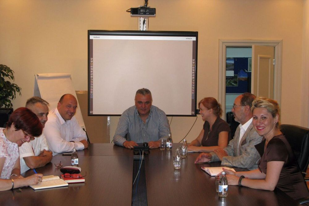 Direktor RGZ primio delegaciju Evropske unije!