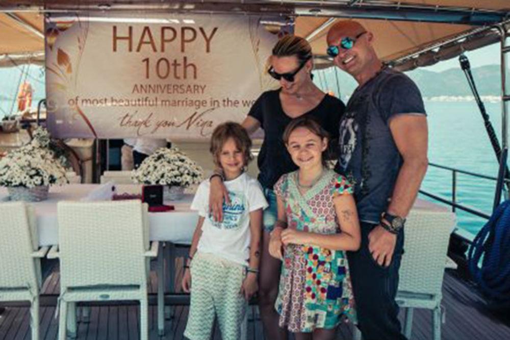 Aleksandar Milić Mili: Romantična pustolovina u Grčkoj