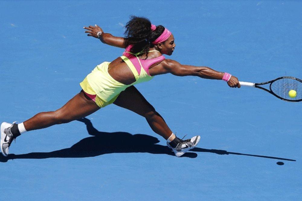 (VIDEO) KRALJICA VRELINE: Serena Vilijams otkrila da je tajna njenog uspeha u vlažnom peškiru