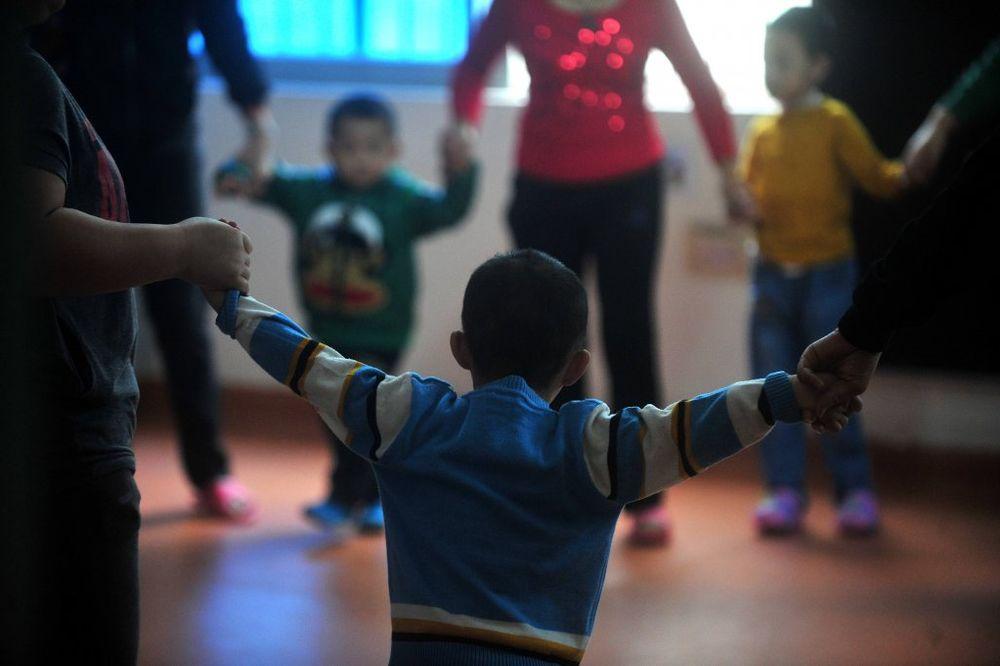 LEPA VEST: Lični pratioci za 250 beogradskih mališana