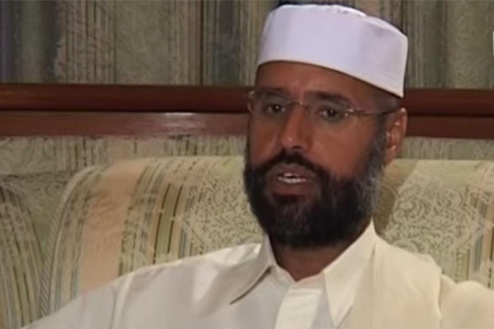 KAO NAJGORI ZLOČINAC: Gadafijev sin Saif al Islam osuđen na smrt