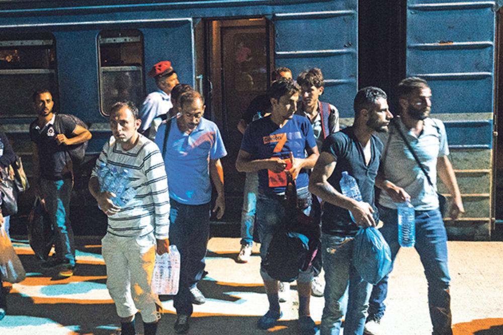AZILANTI IM POSTALI PRESKUPI: Nemačka bi da Srbiji ponovo uvede vize?
