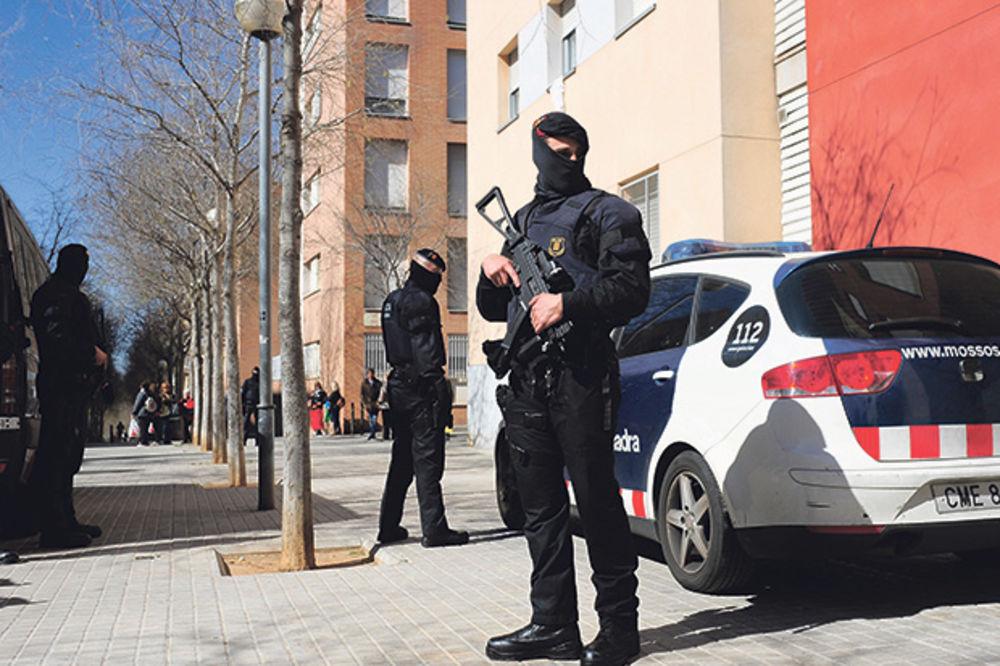 DRAMA U ŠPANSKOM GRADU: U Barseloni upucano najmanje dvoje ljudi