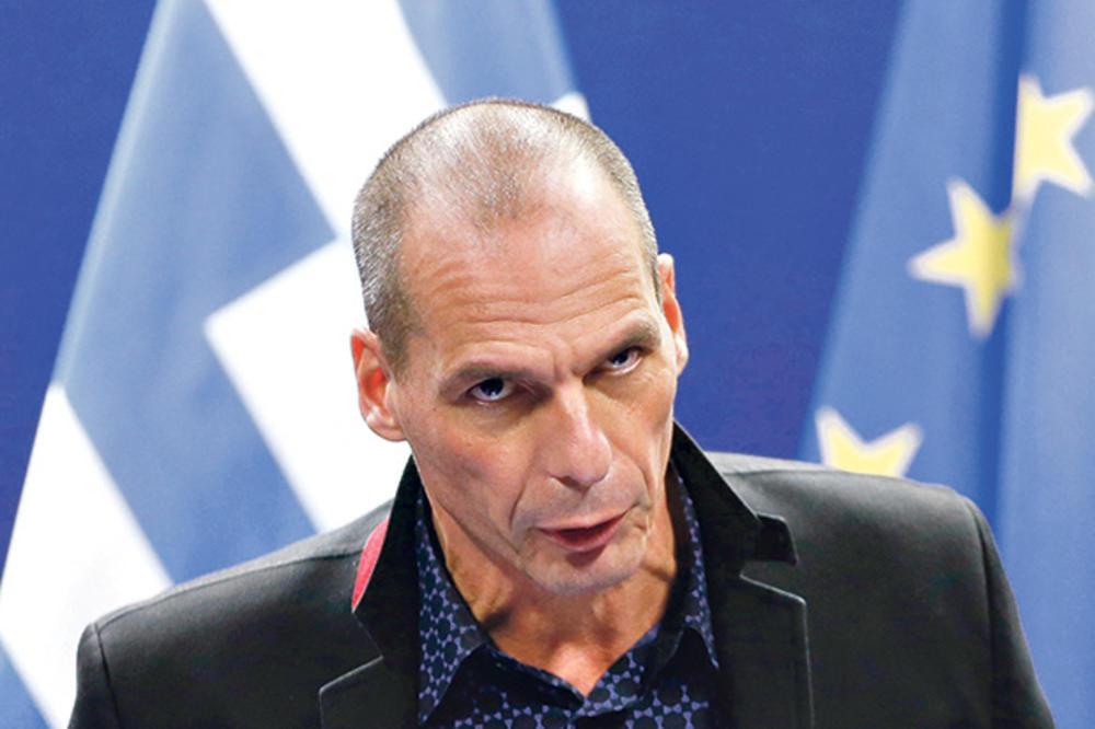 NEIZVESNA SUDBINA BIVŠEG GRČKOG MINISTRA: Varufakisu će suditi za veleizdaju?