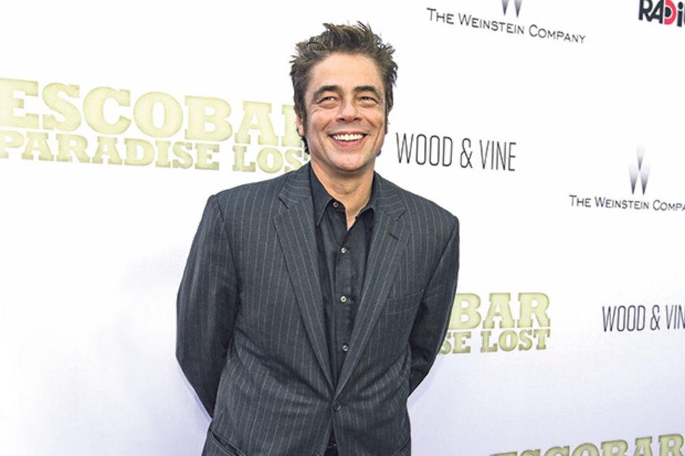 SAVRŠEN DAN: Benisio del Toro stiže na ćevape