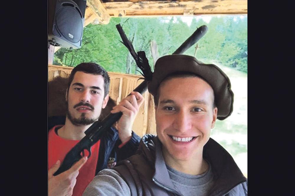 KOŠARKAŠI SE DOBRO NAORUŽALI: Bogdan i Kalina lovci!