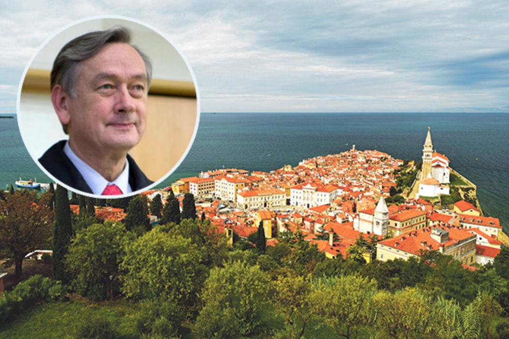JOŠ SLOVENCI UPOZORAVAJU HRVATE: Ako nastavi da pravi dramu, Hrvatska bi mogla da bude izolovana!