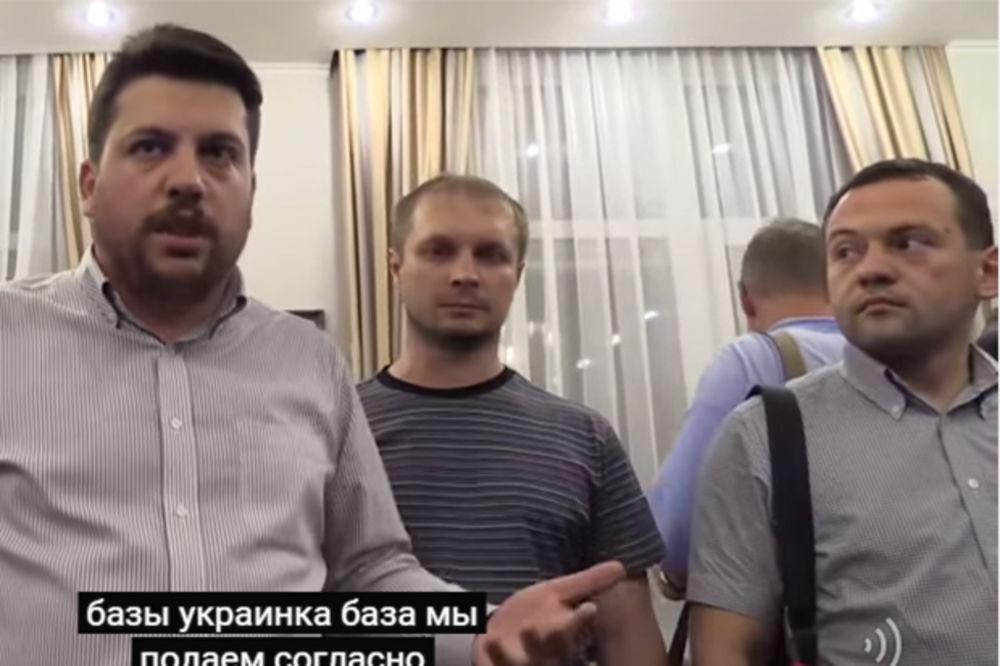 (VIDEO) SKUPLJALI FALIČNE POTPISE ZA IZBORE: Trojica ruskih opozicionara štrajkuju glađu