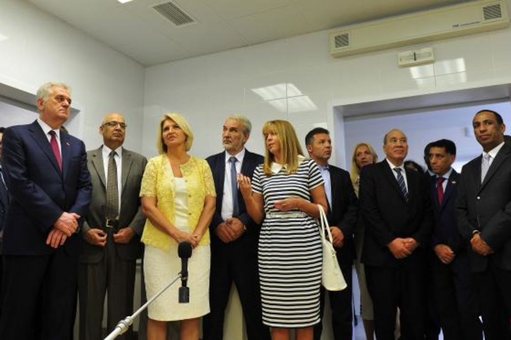 PARAĆIN: Otvoreno obnovljeno porodilište u Paraćinu