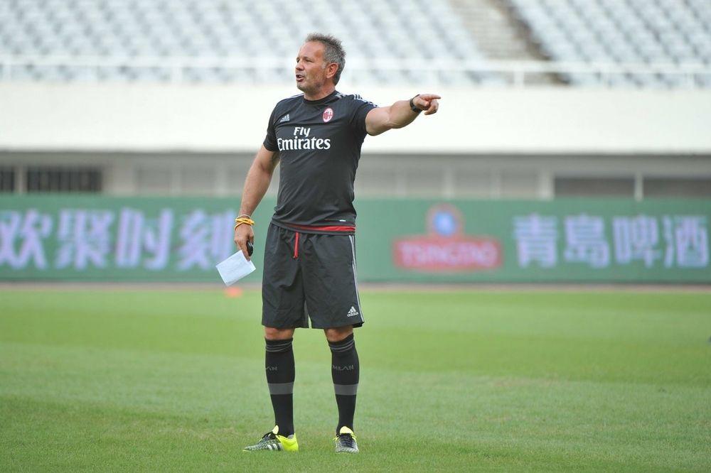 MIHAJLOVIĆ: Želim da vratim Milan među najbolje u Evropi!