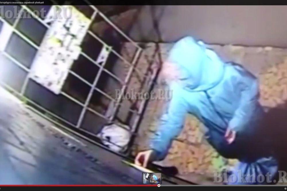 (VIDEO)CRNA MAGIJA: Ruska penzionerka ritualno ubila i iskasapila najmanje deset žrtava