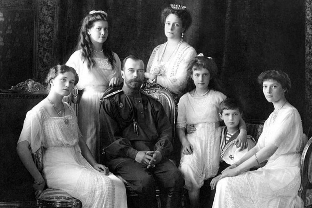 U vrtlogu ljubavi i rata: Dinastija Romanov, tragicna sudbina ruskih princeza! (FOTO)
