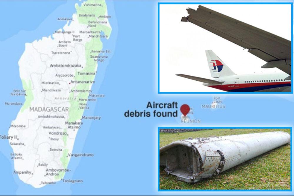 PRONAĐENE OLUPINE, SUMNJA SE DA JE REČ O MH370: Da li je lociran malezijski avion!