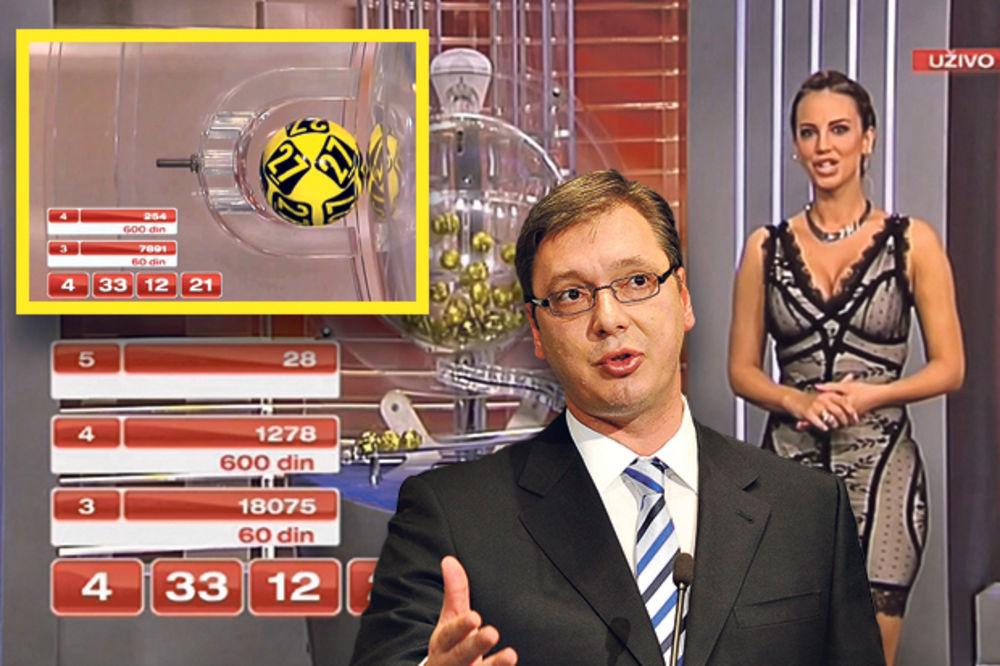DANAS U KURIRU SKANDAL: Ukradeno čak 50 miliona evra na loto prevarama?!