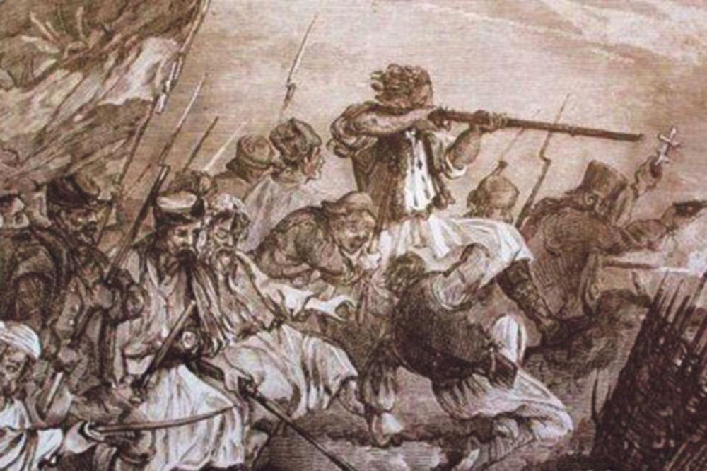 Bitka kod Čokešine: Propast kod srpskih Termopila