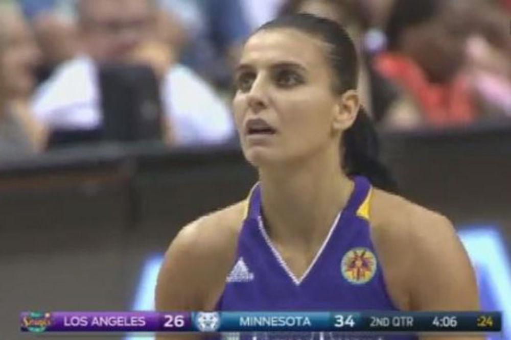 SRPKINJA RAZBIJA: Rekord Ane Dabović u WNBA ligi