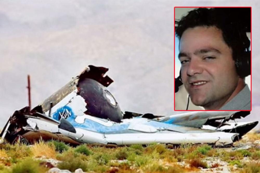 (VIDEO) PAO S NEBA I PREŽIVEO: Potresna ispovest pilota čiji se svemirski brod raspao nad Zemljom