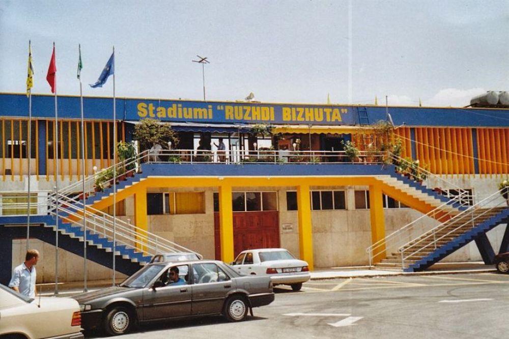 SRBI ĆE RUŠITI TVRĐAVU: Albanci će na ovom stadionu dočekati Srbiju