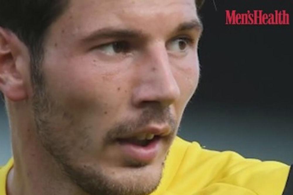 Miloš Jojić otkriva kako izgleda jedan dan fudbalera