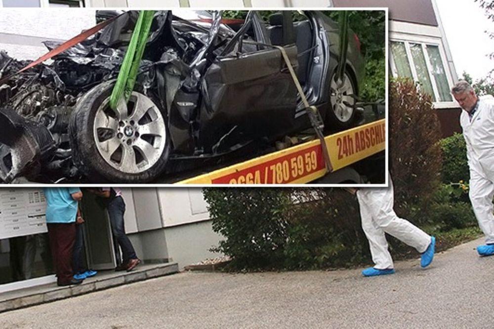 UŽASNA PORODIČNA TRAGEDIJA: Sin (19) ubio roditelje pa se autom zakucao u kamion!