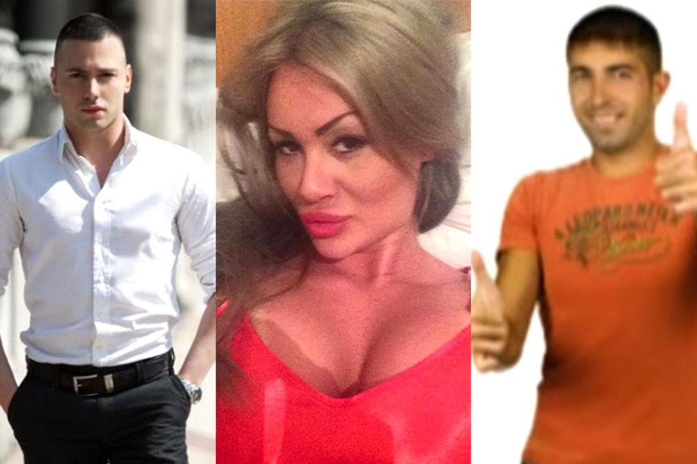 ULAZE DA RASTURE MALDIVE: Burek, Brendon i starleta Dajmond stižu u rijaliti