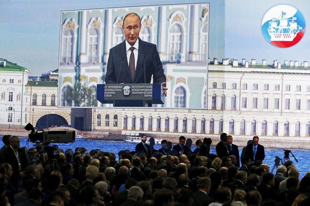 ATLANTIK: Vašington želi da Moskvi preda Ukrajinu u zamenu za Iran i Siriju