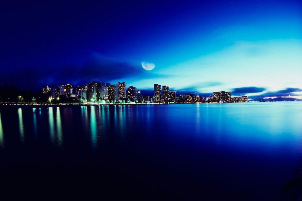 Mesec, plavi mesec, foto: Profimedia