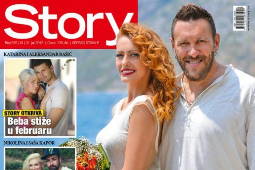 NOVI STORY OTKRIVA: Sve o tajnom venčanju na obali mora Nigora i Suzane