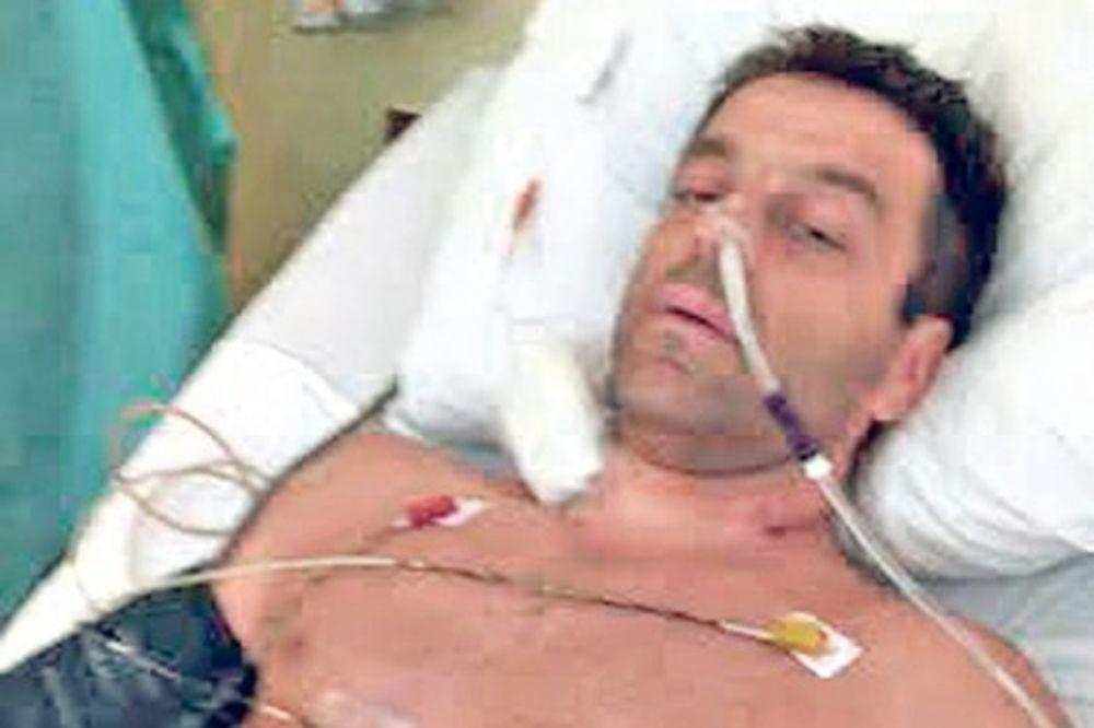 JAGODINAC KRVNIČKI PRETUČEN U BUDVI: Crnogorci ga mučki udarali i skakali po njemu, jedva ostao živ!