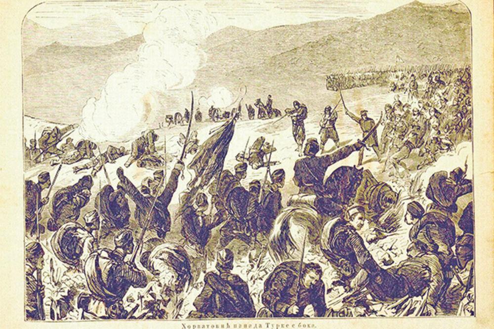 Pobeda na Šumatovcu: Juriši ih nisu oterali iz rova