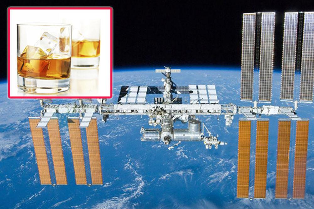 OGLED S NEIZVESNIM ISHODOM: Japanci šalju viski u svemir, ali jedno su zaboravili