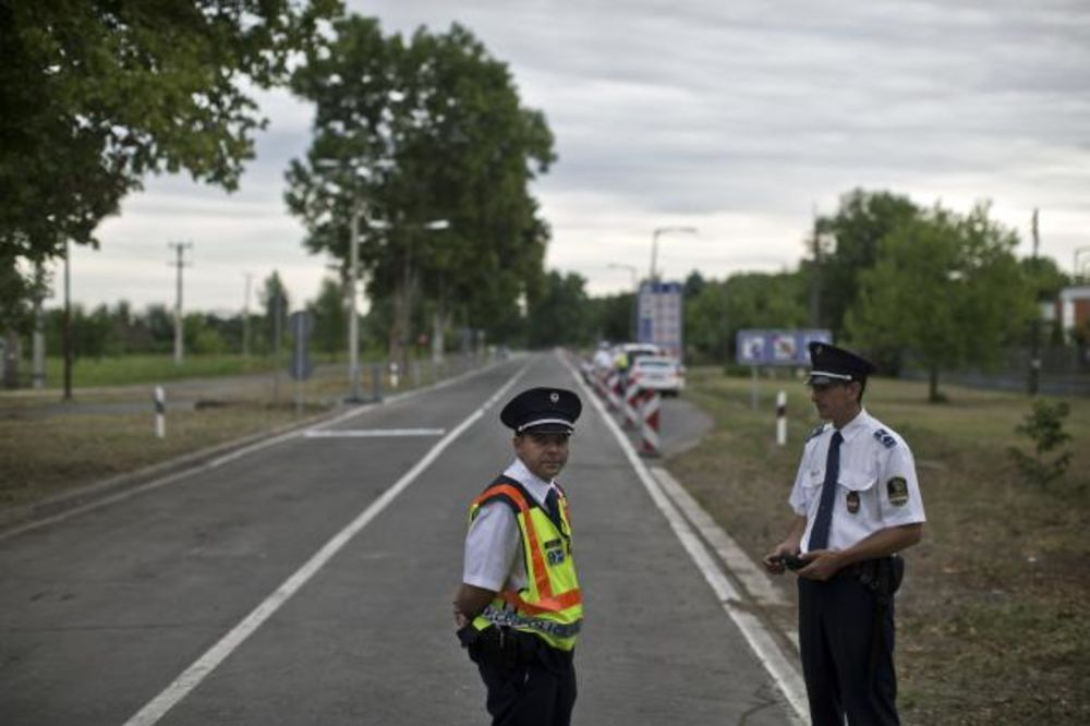 HORGOŠ OTVOREN: Granični prelaz sa Mađarskom ponovo radi