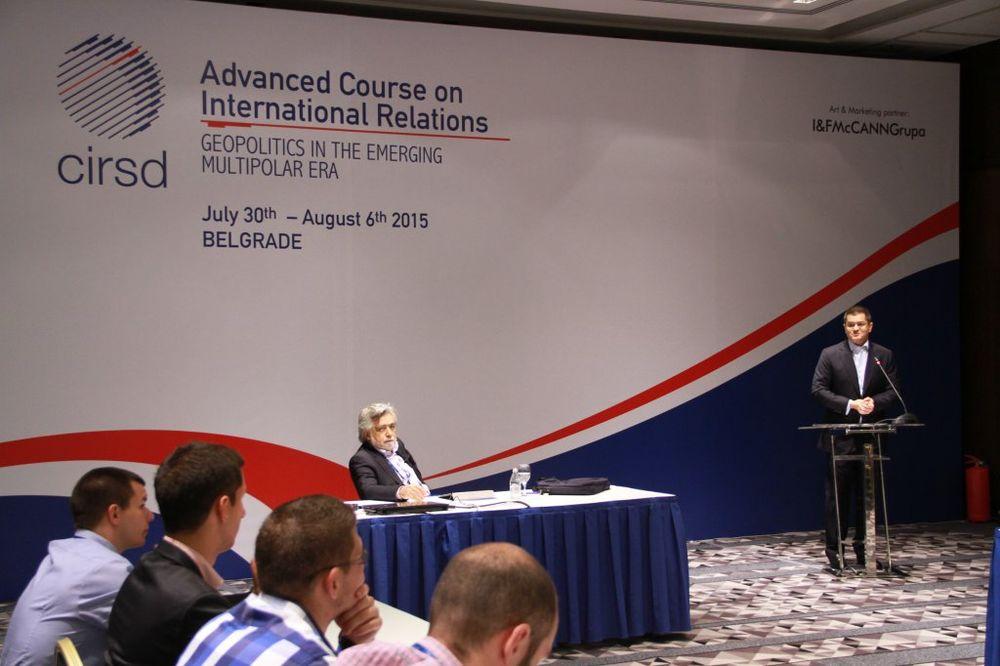 CIRSD seminar o međunarodnim odnosima