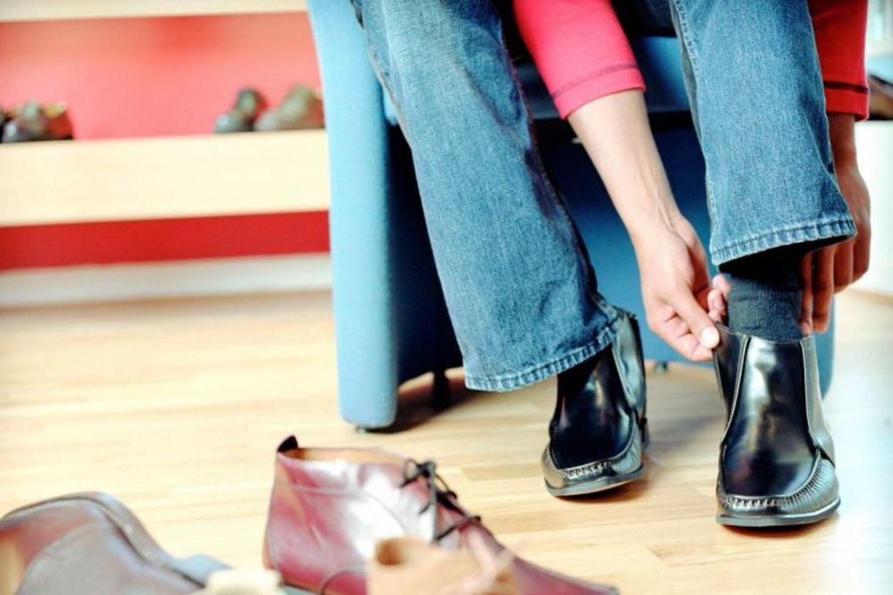 NAĐI SVOJ STIL: Koja obuća ti najviše odgovara? (za muškarce)