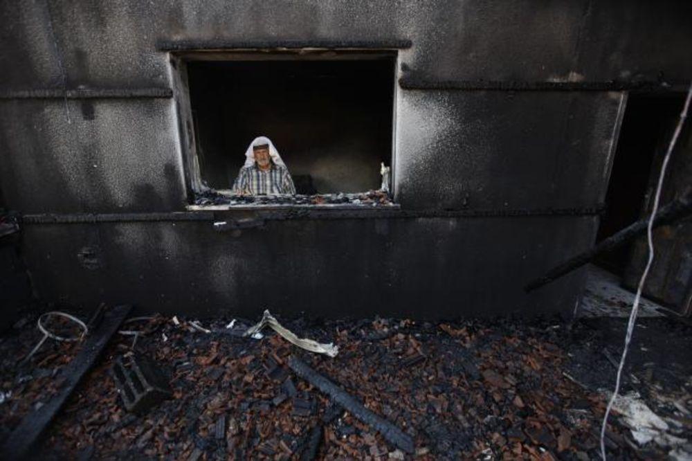 ZLOČINCE PRIVESTI PRAVDI: EU od Izraela traži istragu o izgoreloj palestinskoj bebi