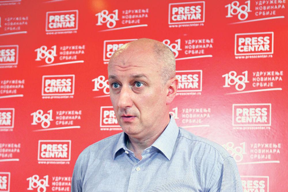 Prošao poligraf... Aleksandar Vulović, bivši direktor Državne lutrije Srbije